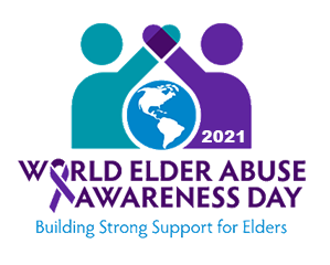 World Elder Abuse Awareness Logo