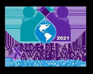 World Elder Abuse Awareness Logo